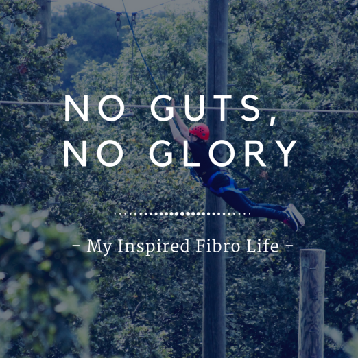 No guts-no glory