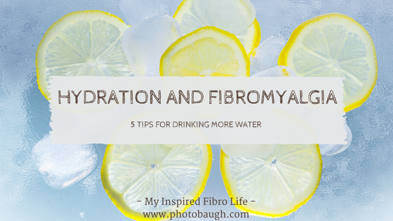 Hydration and fibromyalgia