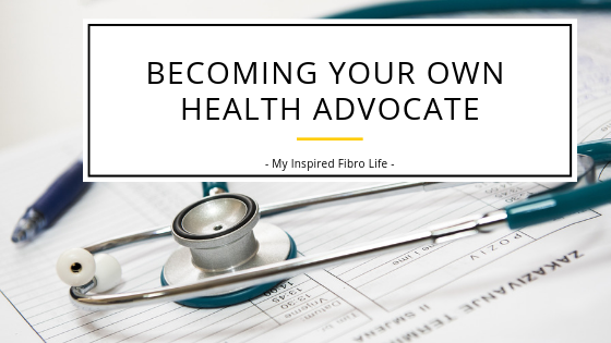 Becoming Your Own Health Advocate